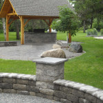 free standing wall and pillars_2
