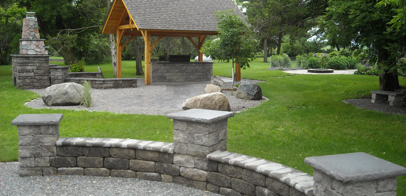 Best lens for landscape photography raised bed kit landscape construction freestanding walls - Building river stone walls with mortar sobriety and elegance ...
